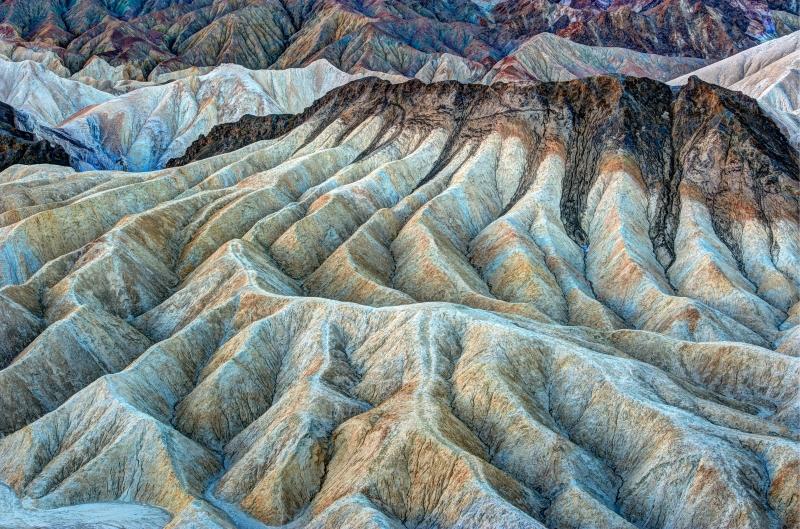 Erosional Landscape
