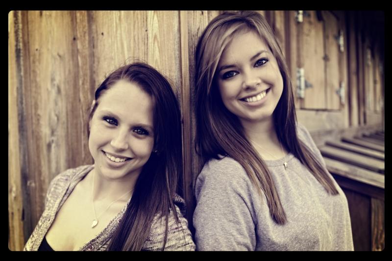 Megan & Caroline
